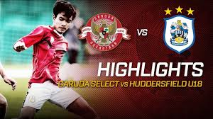 Mola TV Tayangkan Eksklusif Pertandingan Garuda Select vs Huddersfield